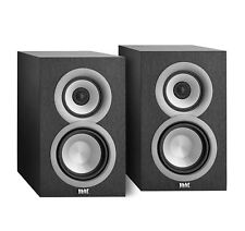Elac UNI-FI UB5 Black Open Box 3-Way Bookshelf Speakers (Pair)