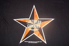 Southern Comfort Music Please Drink Responsibly T-Shirt Womens Large