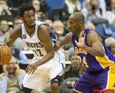 Andrew Wiggins Minnesota Timberwolves Basketball Player Glossy 8 x 10 Photo
