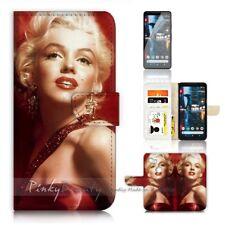 ( For Google Pixel 3 XL ) Flip Case Cover P21329 Marilyn Monroe