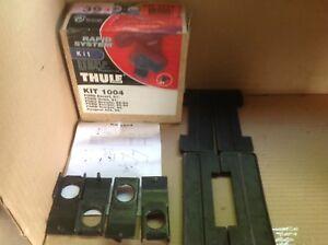 Thule Fitting Kit 1004 for Ford Escort,Orion 91-99, Scorpio,Peugeot 406 4 dr 96-