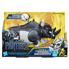 Marvel BLACK PANTHER RHINO GUARD VEHICLE WALMART EXCLUSIVE BORDER TRIBE W'KABI