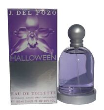 Halloween Women by Jesus Del Pozo EDT 3.3 3.4 oz 100ml Spray New In Retail Box