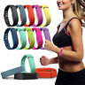 For Fitbit Flex Band Replacement Wrist Bands Small/Large Wristband 16 Colors