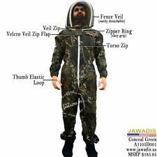 Jawadis Adult Large Conceal Camo Bee Suit Cheap Bee Suit Full Body Bee Suit Sale