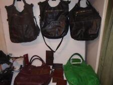 ROOTS LAUREN BAG COFFEE BROWN   ITALIAN LEATHER   $318CAD RETAIL  +1 BONUs