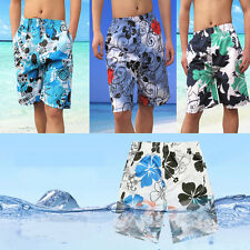 Fashion Cool Men's Floral Beach Short Swimming Swim Trunks Swimwear Shorts Pants