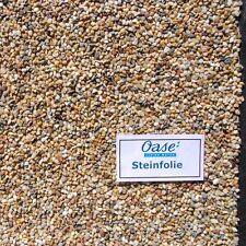 OASE Steinfolie granitgrau oder beige alle Größen Bachlauf Teichfolie Teichrand