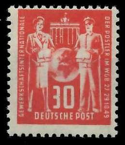 DDR 1949 Nr 244 postfrisch X2558CA
