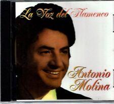 Antonio Molina La Voz del Flamenco    BRAND  NEW SEALED CD