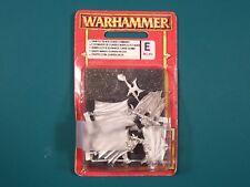 Warhammer Elfes Noirs - Blister État Major Garde Noire 2004