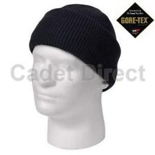 Gore-Tex Benny Hat, Black, w/ Windproof and Waterproof Lining (Genuine US Issue)