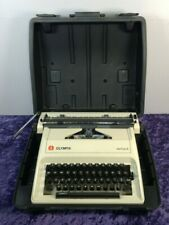 More details for olympia carina 2 typewriter with case