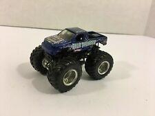 Hot Wheels Monster Jam Blue Thunder 1/64 Scale