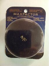 Max Factor Lasting Performance Loose Face Powder TRANSLUCENT MEDIUM #105 NEW.