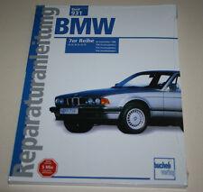 Reparaturanleitung BMW 7er E32 730 i / 735 i / 750 i ab Baujahr 1986