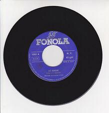 WILLIAM Fisarmonica ritmi Vinyl 45T LE SIRENE - SULLE RIVE DEL DANUBIO Accordéon