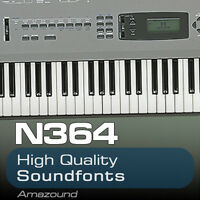 N364 SOUNDFONT COLLECTION 76 PATCHES SF2 FILES 1GB HIGH QUALITY SAMPLES