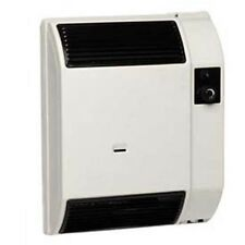 Natural Gas Direct Vent Furnace Heater 7700 BTU - Built In Thermostat - Vent Kit