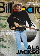 Billboard Magazine February 13 2010 Alan Jackson James Mercer Danger Mouse
