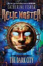 The Dark City #1 (Relic Master)-ExLibrary