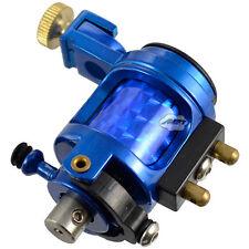 Professional Handmade Blue Motor Rotary Tattoo Machine Gun Silent Shader Liner