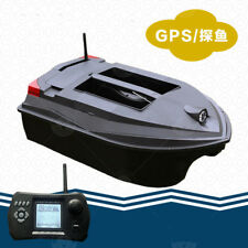 FISDA 10A Remote Control Sonar Fish Finder Fishing Bait Boat With GPS System