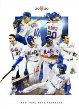 2020 NEW YORK METS OFFICIAL YEARBOOK ALONSO CANO DEGROM MCNEIL IN STOCK