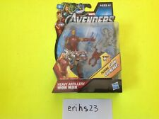 "Marvel Avengers Heavy Artillery Iron Man 4"" inch figure Concept Series 2011 #03"