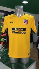 MAGLIA CALCIO SHIRT FOOTBALL ATLETICO MADRID NIKE AWAY 2017/2018 GOLD ORO LIGA