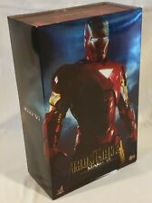 Hot Toys MMS132 Iron Man 2 Mark VI Collectors Edition figure