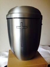 Urne Neuware Bestatter Incl.Versand Rechnung Urn Zertifikat / Bescheinigung