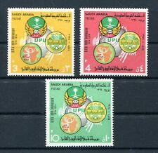 Saudi Arabien 554/56 postfrisch / UPU ....................................2/4684