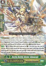 CARDFIGHT VANGUARD CARD: EXCITE BATLE SISTER, BAVAROIS - G-BT12/025EN R
