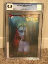 Harley Quinn Villain Of The Year #1 CGC 9.8 Shannon Maer Trade Variant