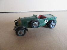 427H Lesney Matchbox 5 Bentley 4 1/2 L # 5 Le Mans 1929