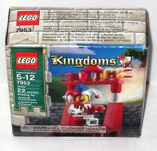 LEGO Kingdoms Mini Figure Set # 7953 JESTER -  NEW SEALED  Retired CHEAP SHIP