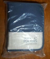 United Airlines Polaris International Business Class New Sealed Amenity Kit