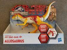 Jurassic World Figure Bashers & Biters Allosaurus