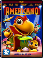 Americano [New DVD] Ac-3/Dolby Digital, Dolby, Subtitled, Widescreen