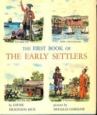 B000QYHTJA The First Book of the Early Settlers