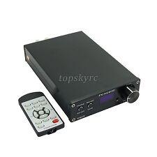 FX-Audio D802 Hifi Digital Amplifier USB Optical Fiber Coaxial Input 192KHZ 80W