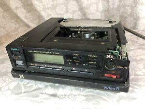 Sony EV-C8U Video Cassette Recorder Deck Video 8+ *For Parts* (B3)