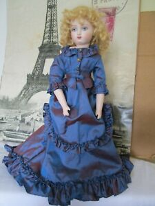 """18"""" French Huret Fashion doll/painted eyes"""