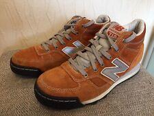 New balance 710 Clásico Zapatillas para hombre Bronceado Size UK 8 Retro