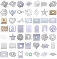 DIY Stencil Stanzschablone Metall Cutting Dies Tagebuch Album Scrapbooking