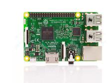 Für Raspberry Pi 3 Model B Quad Core 1.2GHz 64bit CPU 1GB RAM WiFi Bluetooth 4.1