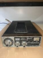 Vintage 23 CHANNEL COURIER CB RADIO MODEL REDBALL