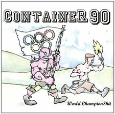 Container 90 - World Champion S**t [CD]