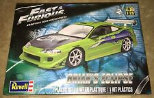 Revell Fast & Furious Brian's Mitsubishi Eclipse 1/25 model car kit new 4384